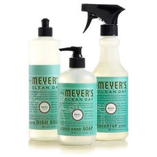 Modern Household Cleaning Products by Mrs. Meyer's Clean Day