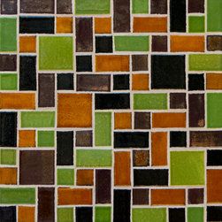 Savvy Squares in Bungalow Blend - Savvy Squares - Bungalow Blend