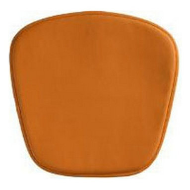 Zuo Modern - Zuo Mesh/Wire Bar Chair Cushion in Orange - Bar Chair Cushion in Orange belongs to Mesh/Wire Collection by Zuo Modern Leatherette. Bar Chair (1)