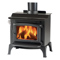 Majestic Products - Monessen WR244 Windsor Non-Catalytic Wood Burning Stove - Monessen WR244-Windsor High Efficiency Wood Stove