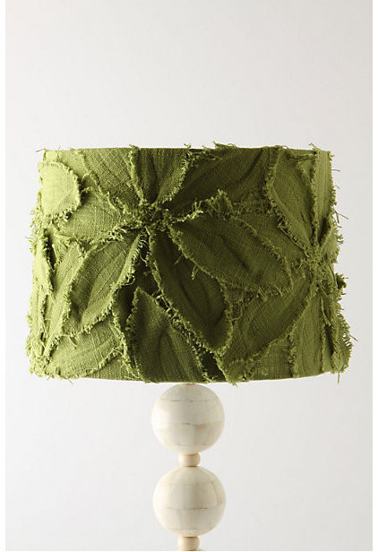 Eclectic Lamp Shades by Anthropologie