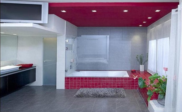 Contemporary Bathroom by HILIT