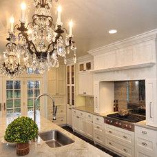 Traditional Kitchen by Robert Northington Interior Design
