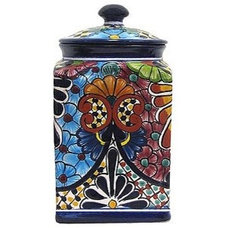 Mediterranean Food Containers And Storage by La Fuente Imports