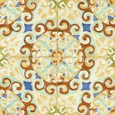 Mediterranean Tile by Glass Tile Oasis