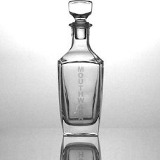 Contemporary Decanters by Crystalize