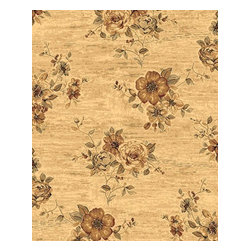"Dynamic - Ancient Garden 26"" Runner Casual Stair Runner - Stair & Hallway Runners Are Sold By The Linear Foot!  Quantity 1 = 1 Linear Ft  All Sides Are Finished   Anc't Gard  57025-6969 26 Dynamic Rugs"