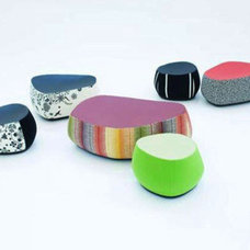 Modern Footstools And Ottomans by Urbanspace Interiors