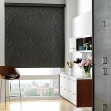 Contemporary Roller Blinds by Recovery Caboose