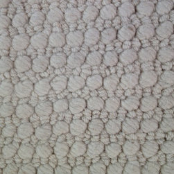 Otto Broadloom Carpet - Otto comes in 8 colors.  This wool carpet can be installed wall to wall or fabricated into area rugs.