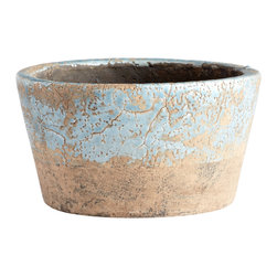 Cyan Design - Cyan Design Lighting - 05399 Large Petra Planter - Cyan Design 05399 Large Petra Planter