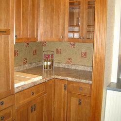 Schrock - Showroom displays - Cabinetry is Schrock Homestead ...
