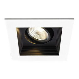 WAC Lighting - MT-3LD111R 1-lt Mini LED Multiple Spot Remodel Housing and Trim - MT-3LD111R 1-lt Mini LED Multiple Spot Remodel Housing and Trim
