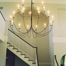 Chandeliers by Heritage Metalworks, Ltd.