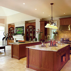 by NEFF of Chicago Custom Cabinetry and Design Studio