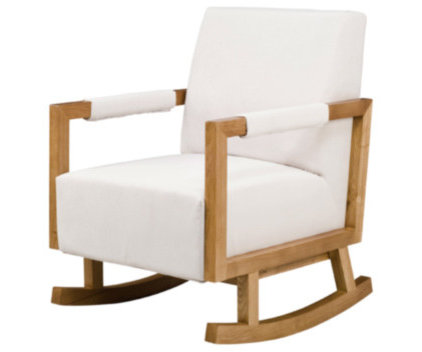 contemporary rocking chairs and gliders by Nurseryworks