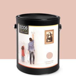 Imperial Paints - Eggshell Wall Paint, Gallon Can, Lady in Waiting - Overview: