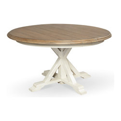 Universal Furniture - Round Pedestal Dining Table -