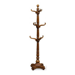 Jonathan Charles - Jonathan Charles Hat Rack Medium Antique - Product Details
