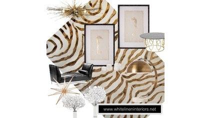 by White Linen Interiors, LLC