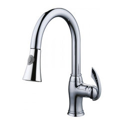 Yosemite Home Decor Single Handle Kitchen Faucet With