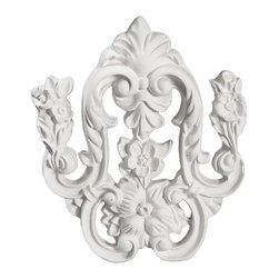 uDecor - OR-5892 Ornamental - Accent features are manufactured with a dense architectural polyurethane compound (not Styrofoam) that allows it to be very durable and 100% waterproof. These corbels are delivered pre-primed for paint. It is installed with architectural adhesive and/or finish nails. It can also be finished with caulk, spackle and your choice of paint, just like wood or MDF. A major advantage of polyurethane is that it will not expand, constrict or warp over time with changes in temperature or humidity. It's safe to install in rooms with the presence of moisture like bathrooms and kitchens. This product will not encourage the growth of mold or mildew, and it will never rot.
