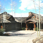 Misc. exterior elevations of projects completed in Aspen Colrado -