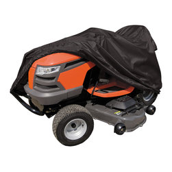 Raider - Raider SX Series Lawn Tractor Cover - The Raider SX Series lawn tractor cover is designed for the truly demanding power sports enthusiast seeking a reliable,high-quality cover. The durable polyester fabric is resistant to weather and UV rays,ensuring a long life.