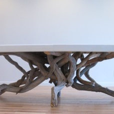 Eclectic Dining Tables by Etsy