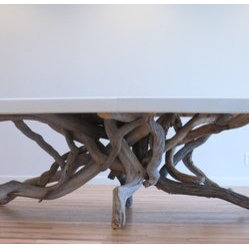 Float Dining Table By benforgeydotcom