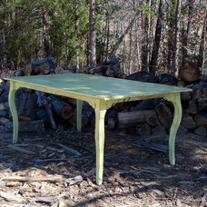 Eclectic Dining Tables by Fable Porch