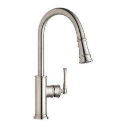Explore Pull-Down Kitchen Faucet LKEC2031LS -