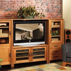 Traditional Entertainment Centers And Tv Stands by McKinnon Furniture