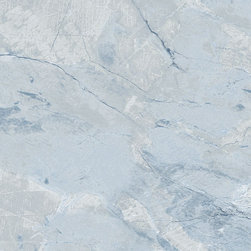 Marble Texture in Blue - LL29529 - Collection:Illusions