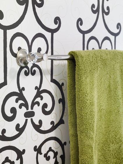 Contemporary Bathroom by Kandrac & Kole Interior Designs, Inc.