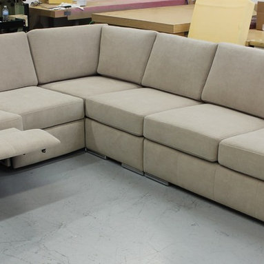 Custom Made Sofas and Sectionals - DS