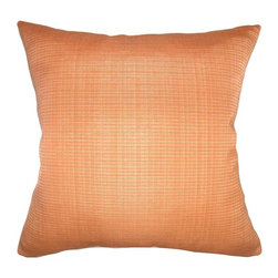 Pillow Collection - The Pillow Collection Waer Plain Pillow - Orange Multicolor - P18-D-36178-ORANGE - Shop for Pillows from Hayneedle.com! Do your style a solid with the gorgeous The Pillow Collection Waer Plain Pillow - Orange. Made of 49% polyester and 51% satiny soft fabric this classic square pillow features a plush 95/5 feather/down insert for ultra softness. The solid orange color and unique texture make it a lovely accent for any room or decor style.About The Pillow CollectionIdentical twin brothers Adam and Kyle started The Pillow Collection with a simple objective. They wanted to create an extensive selection of beautiful and affordable throw pillows. Their father is a renowned interior designer and they developed a deep appreciation of style from him. They hand select all fabrics to find the perfect cottons linens damasks and silks in a variety of colors patterns and designs. Standard features include hidden full-length zippers and luxurious high polyester fiber or down blended inserts. At The Pillow Collection they know that a throw pillow makes a room.