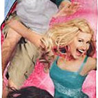 Disney - High School Musical Sharpay Gabriella HSM Sleeping Bag - FEATURES: