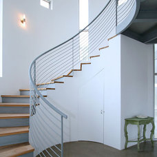 Modern Staircase by ConsciousBuild