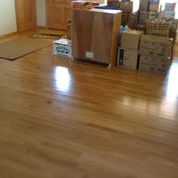 Acorn Select Solid Oak Collection- Natural Oak -