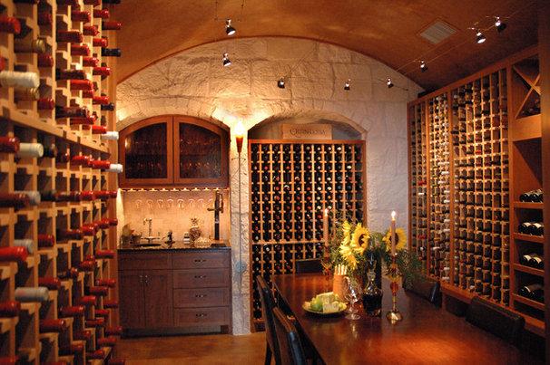 Traditional Wine Cellar by Jan Niels