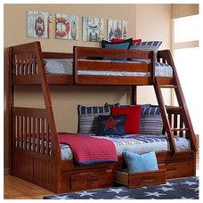 Modern Bunk Beds by Wayfair