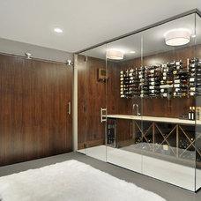 Modern  by Bruce Johnson & Associates Interior Design
