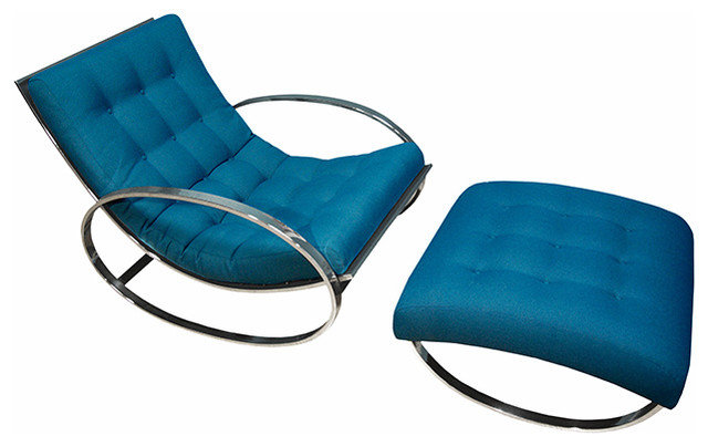 Contemporary Rocking Chairs by Danish Modern L.A.