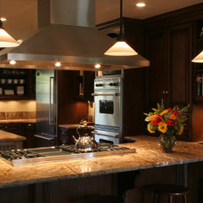 Contemporary Kitchen by Ultimate Designs