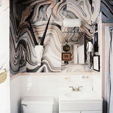 Bohemian Bathroom Photo - Lonny