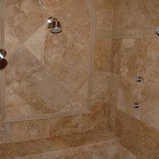 Traditional Bathroom by Dynasty Innovations LLC