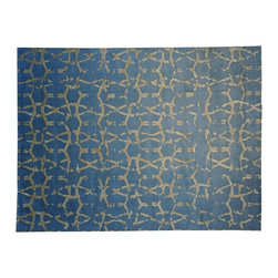 Modern Nepali Area Rug, 9'X12' Broken Design Wool & Silk Hand Knotted Rug SH8606 - Our Modern & Contemporary Rug Collections are directly imported out of India & China.  The designs range from, solid, striped, geometric, modern, and abstract.  The color schemes range from very soft to very vibrant.