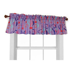 Room Magic - Room Magic Girl Tea Set Window Valance - RM14-GT - Shop for Window Treatments from Hayneedle.com! The Room Magic Girl Tea Set Window Valance pairs perfectly over the set's curtain window panels. Coordinating with the series' bedding set knobs and accessories this valence gives your little lady's room a completely finished look. This adorable designer fabric has delicate teacups and colorful gently rising steam.About Room MagicRoom Magic doesn't just make children's furniture; they design furniture specifically for children using the magic of childhood imagination and creativity as a guiding principle. Beginning in 1999 with graphic designer Karen Andrea's attempt to create a truly lively and unique room for her five-year-old daughter Sarah the company has maintained a focus on using bright colors and unique themes that steer clear of cliched motifs. Bright and bold playful cut outs decorate the quality hardwood pieces finished with beautiful stains. With collections that are geared both to boys and to girls Room Magic provides the furniture accessories and bedding you need to bring the magical fun of childhood to your kids' rooms.