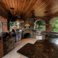 Traditional Outdoor Grills by Southern Hearth & Patio